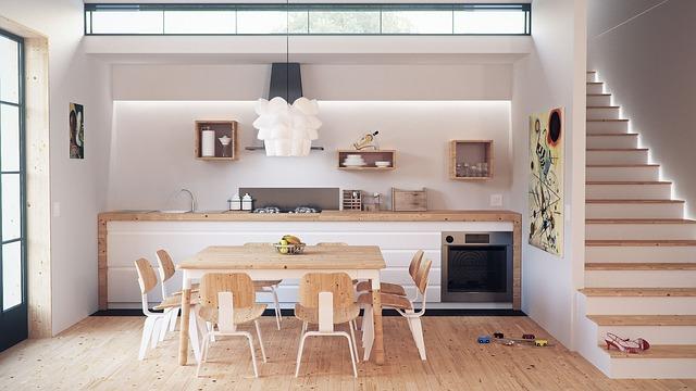 Nápady, ako si zariadiť váš domov v minimalistickom štýle