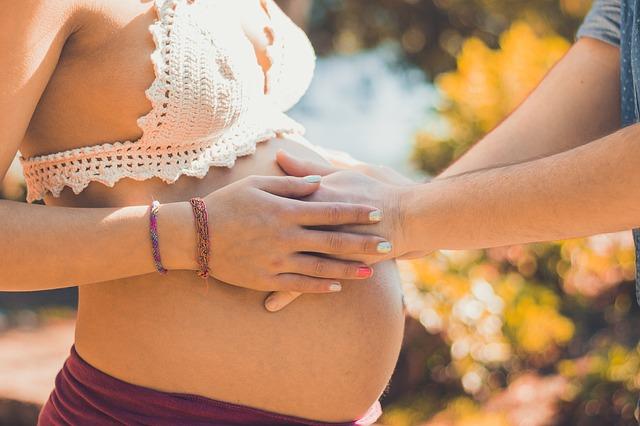 těhotentví