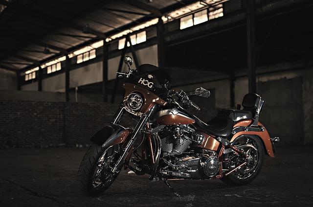 Rozdelenie motocyklov