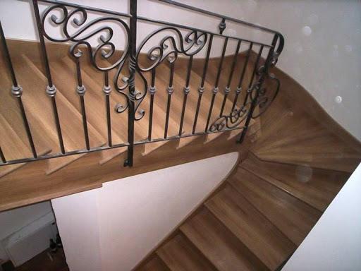 zabradlie na schody 2